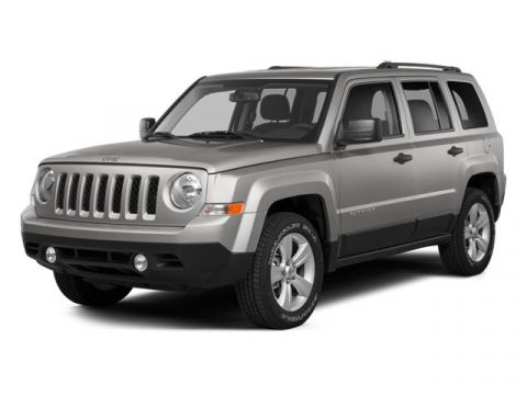 Pre-Owned 2014 Jeep Patriot Sport FWD Sport Utility