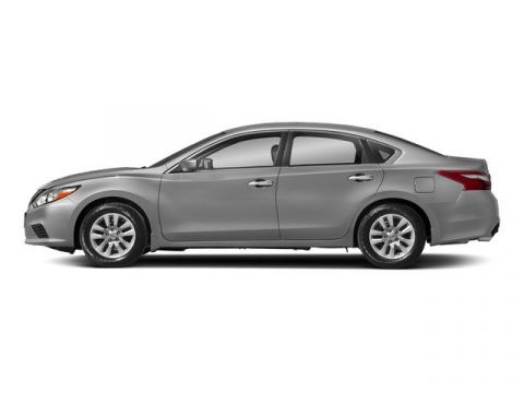 New 2018 Nissan Altima 2.5 SV FWD 4dr Car