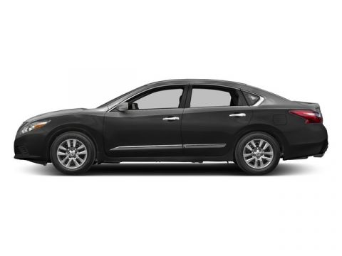 New 2017 Nissan Altima 2.5 SV FWD 4dr Car
