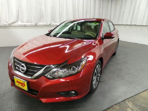 New 2016 Nissan Altima 2.5 SL