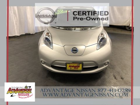 Certified Pre-Owned 2013 Nissan LEAF
