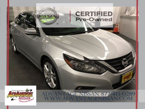 Certified Pre-Owned 2017 Nissan Altima 3.5 SL FWD 4dr Car
