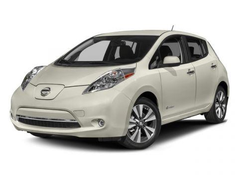 Certified Pre-Owned 2017 Nissan LEAF S