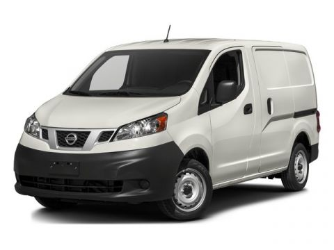 Pre-Owned 2016 Nissan NV200 S FWD Mini-van, Cargo