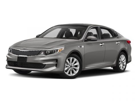 Pre-Owned 2017 Kia Optima LX FWD 4dr Car