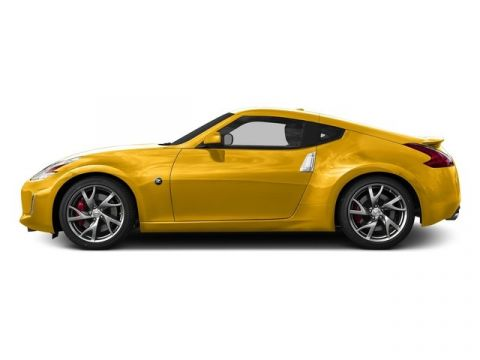 New 2017 Nissan 370Z Sport RWD 2dr Car