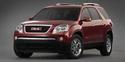 Pre-Owned 2007 GMC Acadia SLT