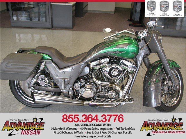 Pre-Owned 1991 Harley Davidson FXRS FULL CUSTOM