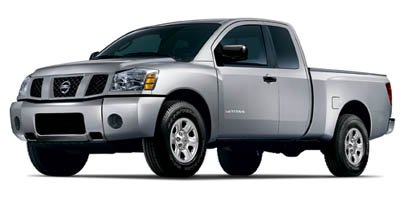 Pre-Owned 2005 Nissan Titan XE