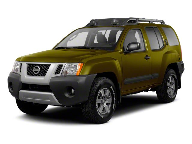 Pre-Owned 2011 Nissan Xterra Pro-4X