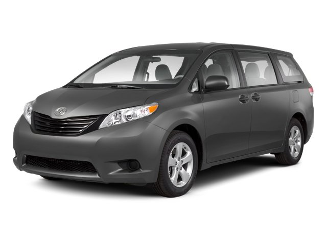 Pre-Owned 2011 Toyota Sienna LE FWD Mini-van, Passenger