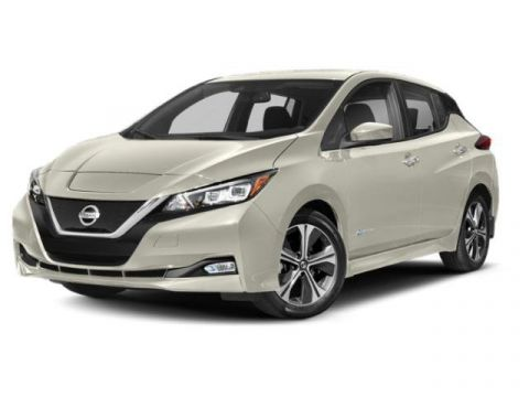 New 2020 Nissan LEAF S